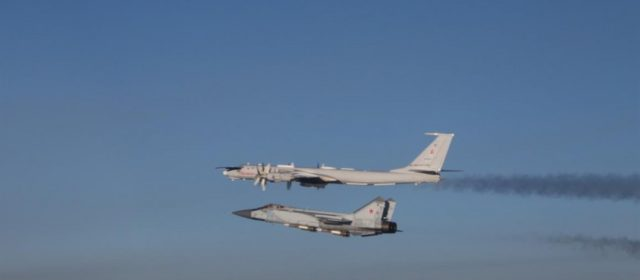 Norway's F-35s were scrambled for first time, intercepted Russian anti-sub aircraft