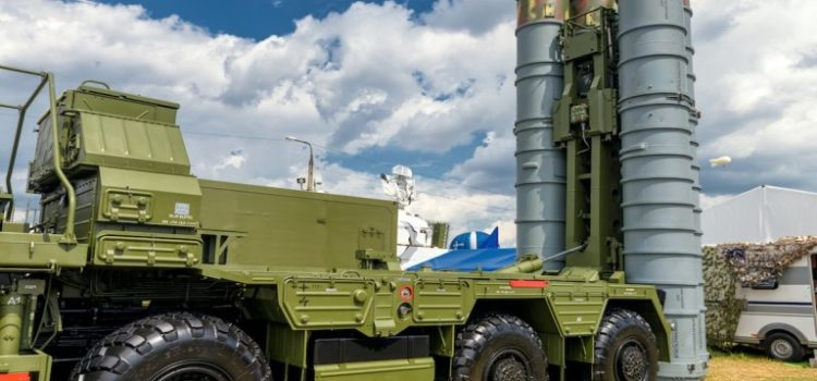 First set of Russian S-400 missiles arrive in Turkey