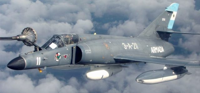 Argentina Wants to Keep This 1970s Jet Fighter Flying