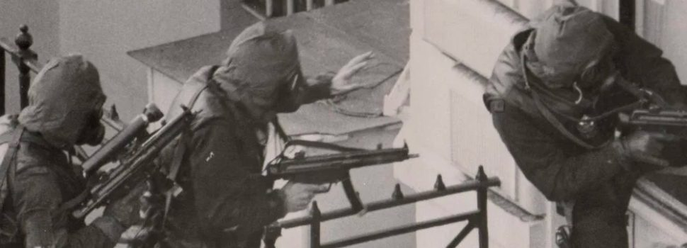 Six-Day Siege: The 40th anniversary of the SAS' dashing assault of the Iranian Embassy