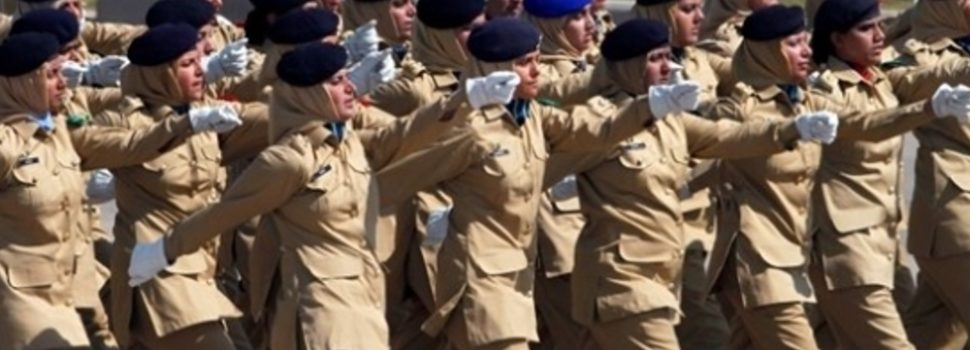 """Saudi military opens first women's section as part of """"empowering women initiative"""""""