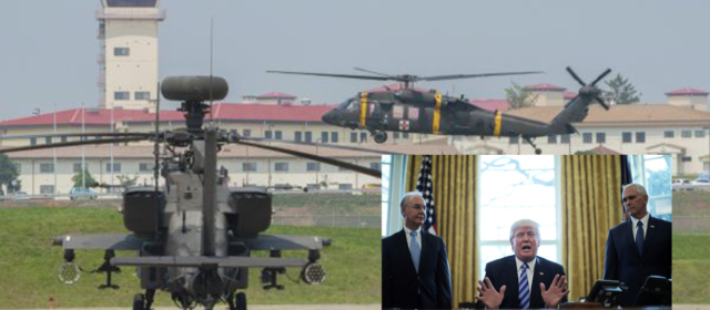 South Korea pays for vast US Army base expansion, but Trump wants it to pay more