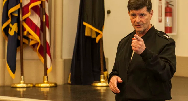 Adm. Bill Moran nominated to be next chief of naval operations