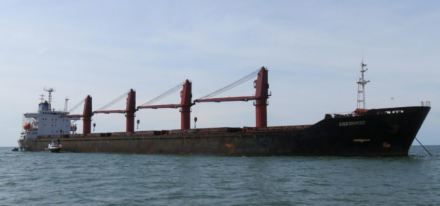 North Korea says the US stole it's cargo ship, demands its return