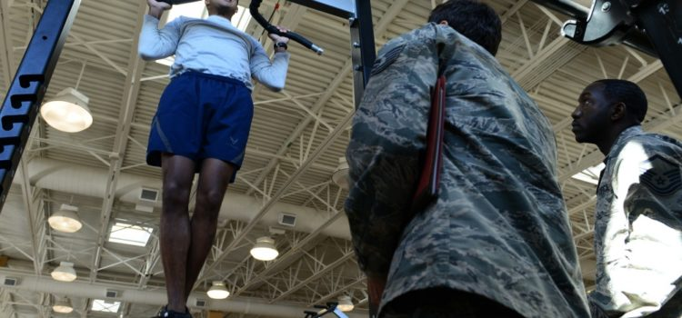 Air Force Base suspends PT after second airman dies within a week