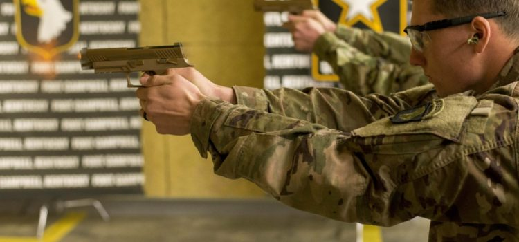 Reload: Marine Corps replacing Beretta M9 with Sig Sauer M18 by 2023