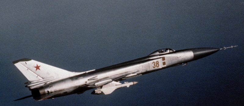 The Su-15 Was the Doom of Airliners and a Cosmonaut