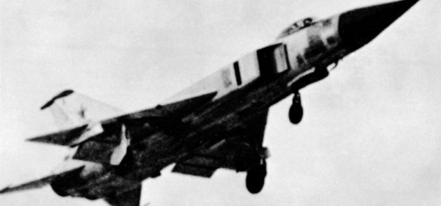 A Soviet Fighter Plane's Tragic Error Brought Us Google Maps