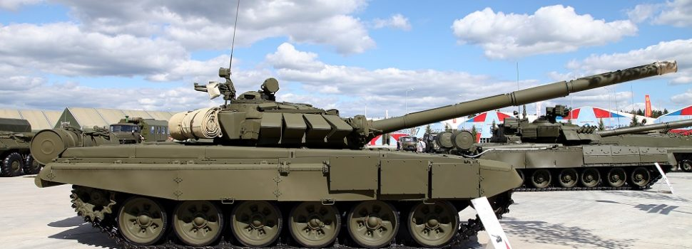 Russia Will Have 6,000 More Tanks in Its Army