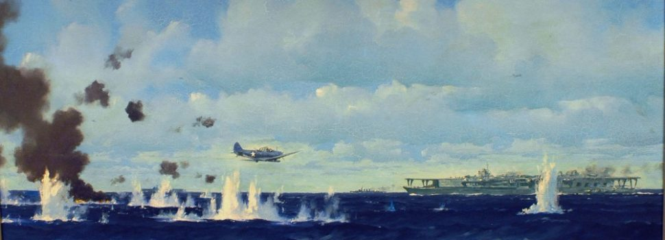 Hubris Led to the Japanese Carrier Fleet's Doom at Midway