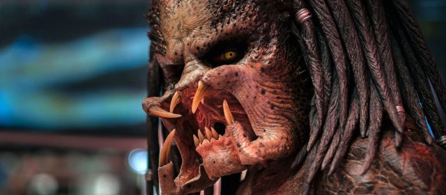 Vets With PTSD Save the Day in 'The Predator'