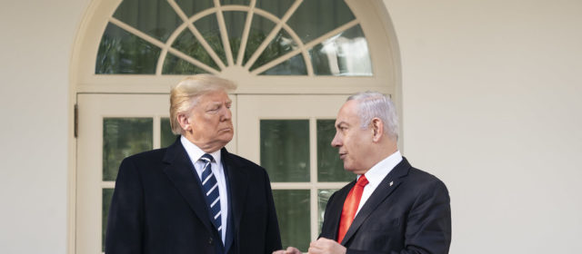 Trump plan draws praise from Israel, criticism from Palestinians for Middle East plan