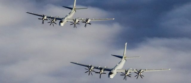 Russian Bombers Just Blasted Islamic State Again
