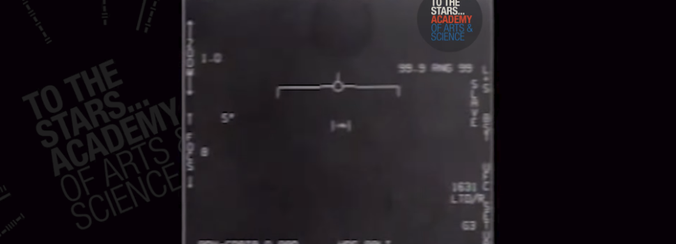 The U.S. Military's UFO Program Is Actually Pretty Cool