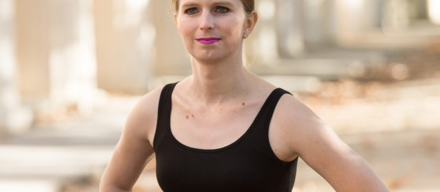 Chelsea Manning released from jail after two months after refusing to testify about WikiLeaks