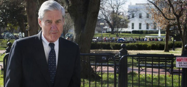 The Mueller report is coming Thursday with color-coded cuts
