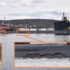 """US Navy submarine spotted with massive damage to its """"stealth"""" coating"""