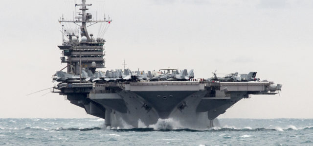 Navy challenged by House lawmakers on USS Harry S. Truman's early retirement