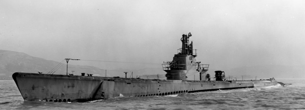 During World War II, the Submarine USS 'Barb' Rocketed Japan
