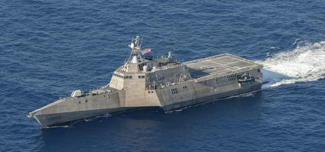 Here Is Why the U.S. Navy's Littoral Combat Ships Punch Below Their Weight