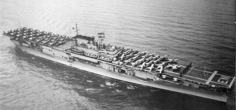 The Carrier USS 'Enterprise' Helped Destroy the Core of the Japanese Fleet