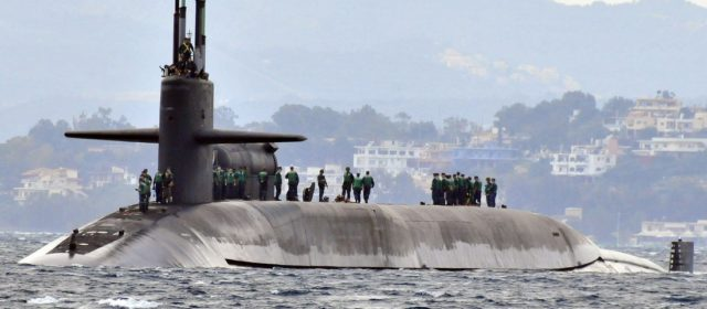 The U.S. Navy Is Planning Its Next Guided-Missile Submarine