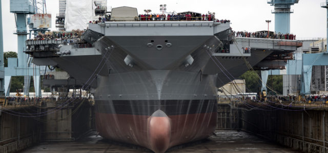 Failure to launch: U.S. Navy has a ship building problem and no real solutions