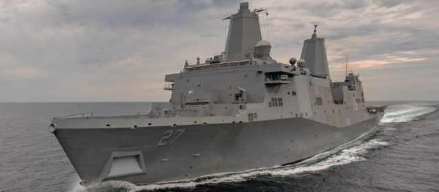 In the Future, U.S. Navy Assault Ships Will Face More Threats in More Places