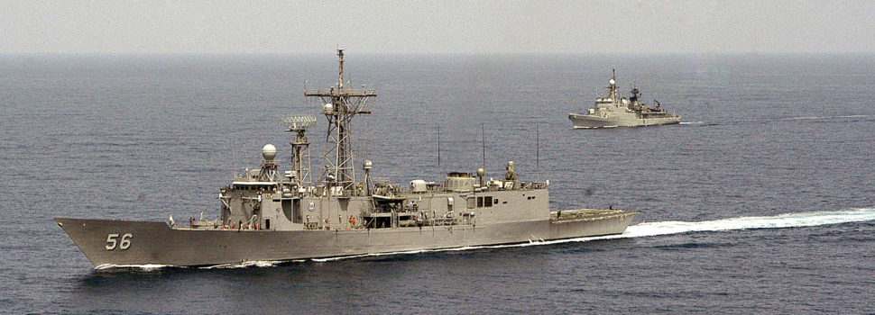 U.S. Navy Really Might Bring Back Old Frigates