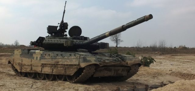 Ukraine's T-84 Tanks Have Problems