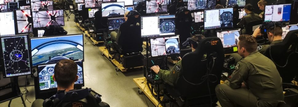 Air Force helicopter pilots passing training program six weeks early thanks to virtual reality