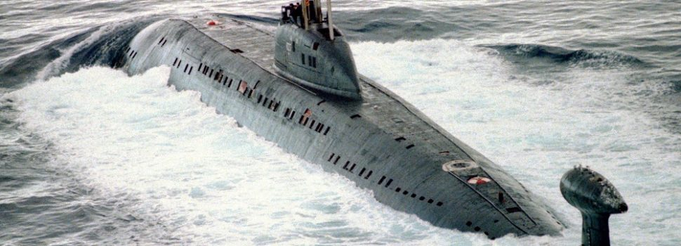 A Grim Future For Russia's Nuclear Sub Fleet