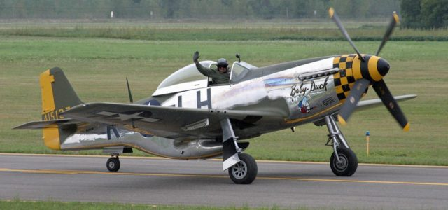 Third P-51 Accident in a Month Kills Famous Airshow Pilot
