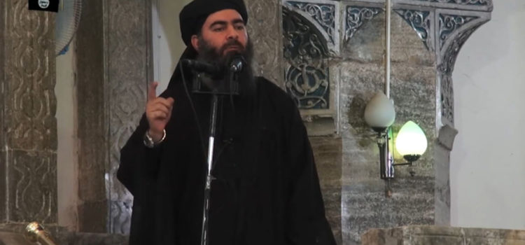 Islamic State leader Baghdadi appears in video for first time in 5 years, says 'jihad is ongoing'