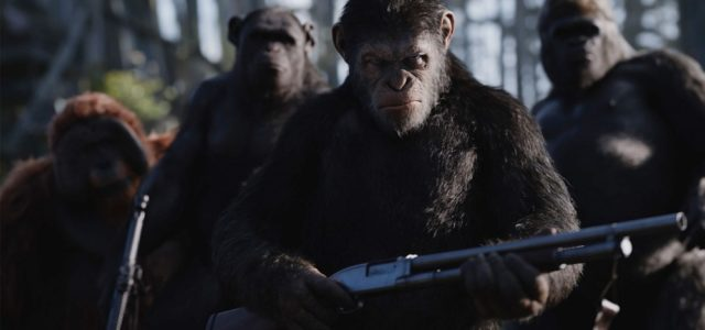 Commandos Clash With Damn Dirty Apes