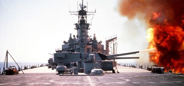 It's Too Late to Save the Battleship