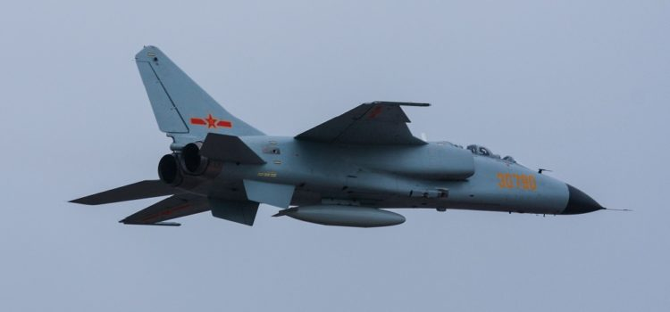 China's Early Steps Toward a Global Air Force