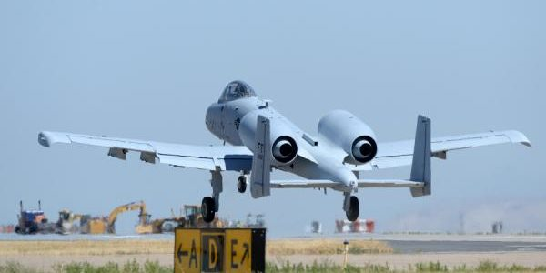 40-year-old A-10 Thunderbolts get new wings as Air Force continues to look for a permanent replacement