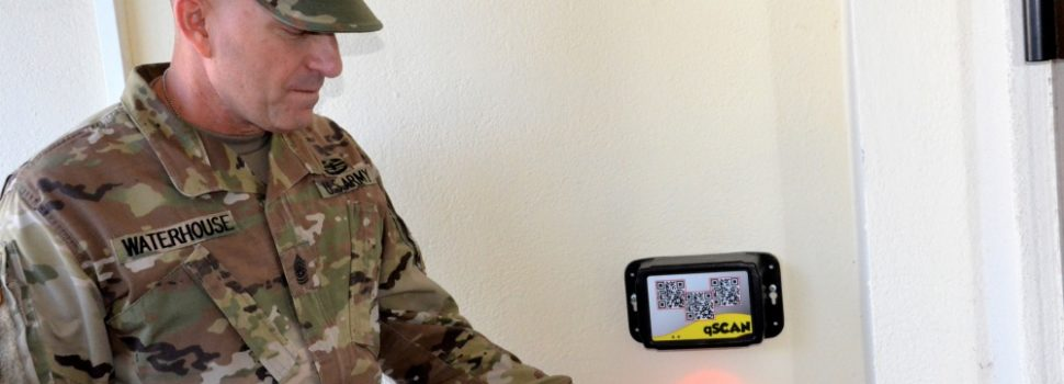 Army creating wearable & wireless tokens for soldiers on the front lines