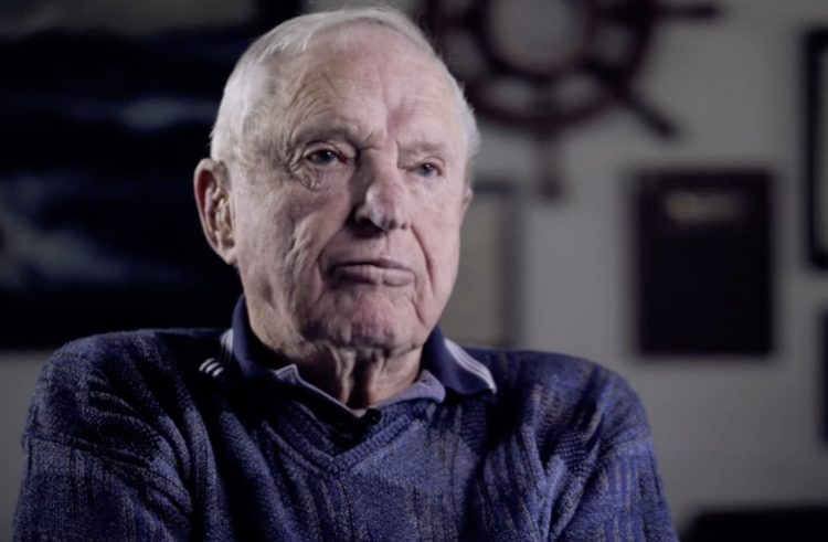 For over 50 years, Navy fighter pilot never told anyone about secretly shooting down Russian aircraft