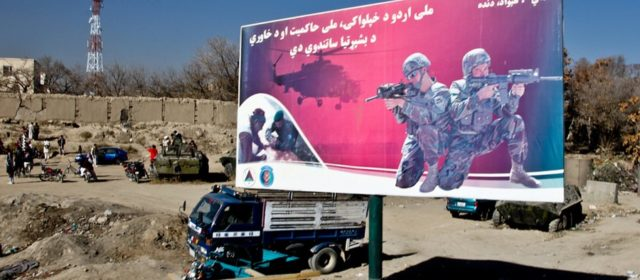 Company charged millions for pro-America ads that never aired in Afghanistan, lawsuit alleges