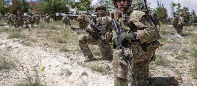 Afghanistan draw down: 5,000 troops could return home if Taliban peace deal is signed
