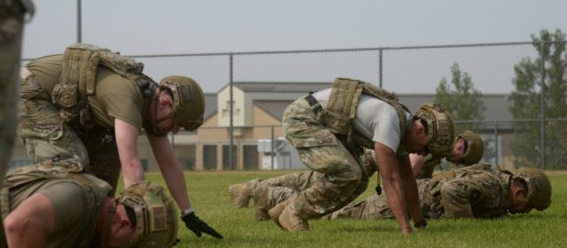 Air Force may change fitness assessment, says airmen lose too much weight ahead of test