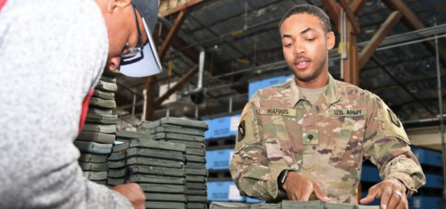 Army is now able to 3D-print body armor anywhere