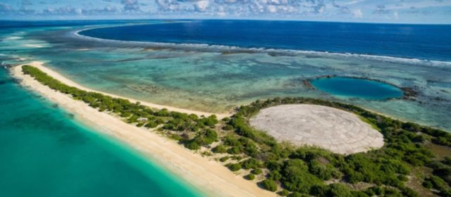 New US law requires probe of Marshall Islands nuclear dump threatened by rising seas