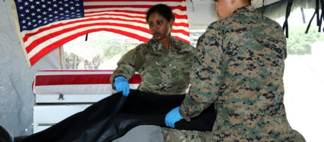 Pentagon to buy 100K body bags for bodies of those killed by coronavirus