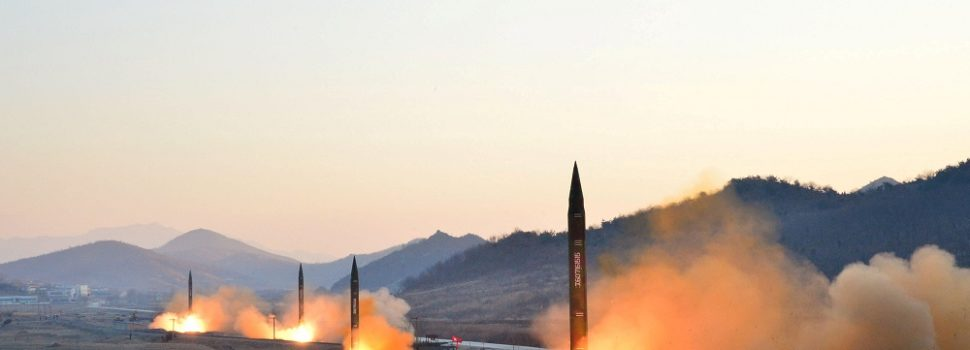 North Korean launch showed missile could have reached U.S. base in South Korea