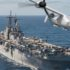 Osprey-styled drones may be protecting fleets in the near future
