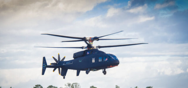 Sikorsky releases new flight footage of their replacement for the Black Hawk