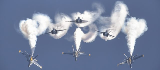'Blue Angels' undergoing major changes now, in the near future